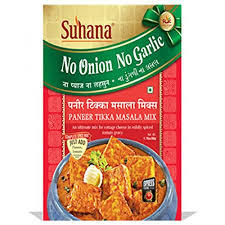 Suhana Paneer Butter Masala Mix - No Onion No Garlic 50g