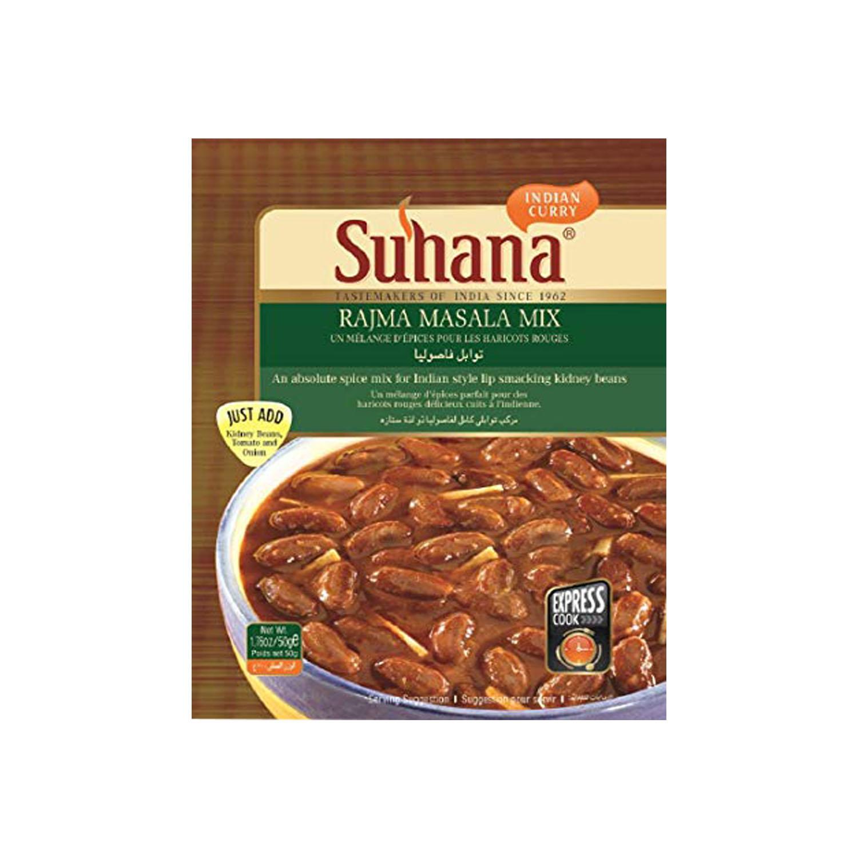 Suhana Rajma Masala Mix 50g