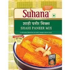 Suhana Shahi Paneer Mix 50g