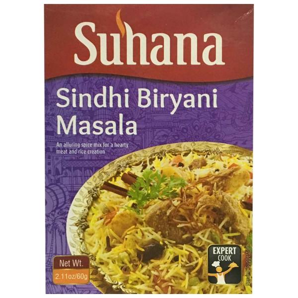Suhana Sindhi Biryani Masala 60g