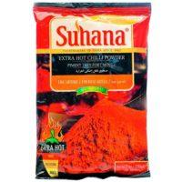 Suhana Extra Hot Chilli Powder 200g