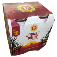 Joskes Brew with Cola - 4 x 440ml cans