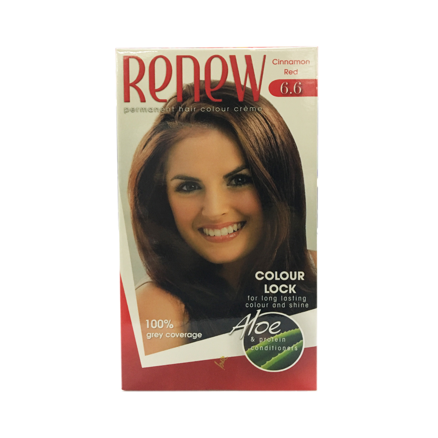 Renew Hair Colour Cinnamon Red 50ml Rb Patel Group