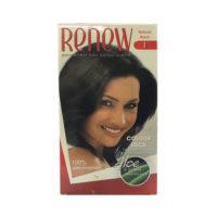 Renew Hair Colour - Natural Black 50ml