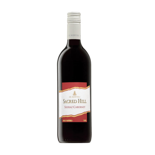 Sacred Hill Wine - Shiraz Cabernet 750m