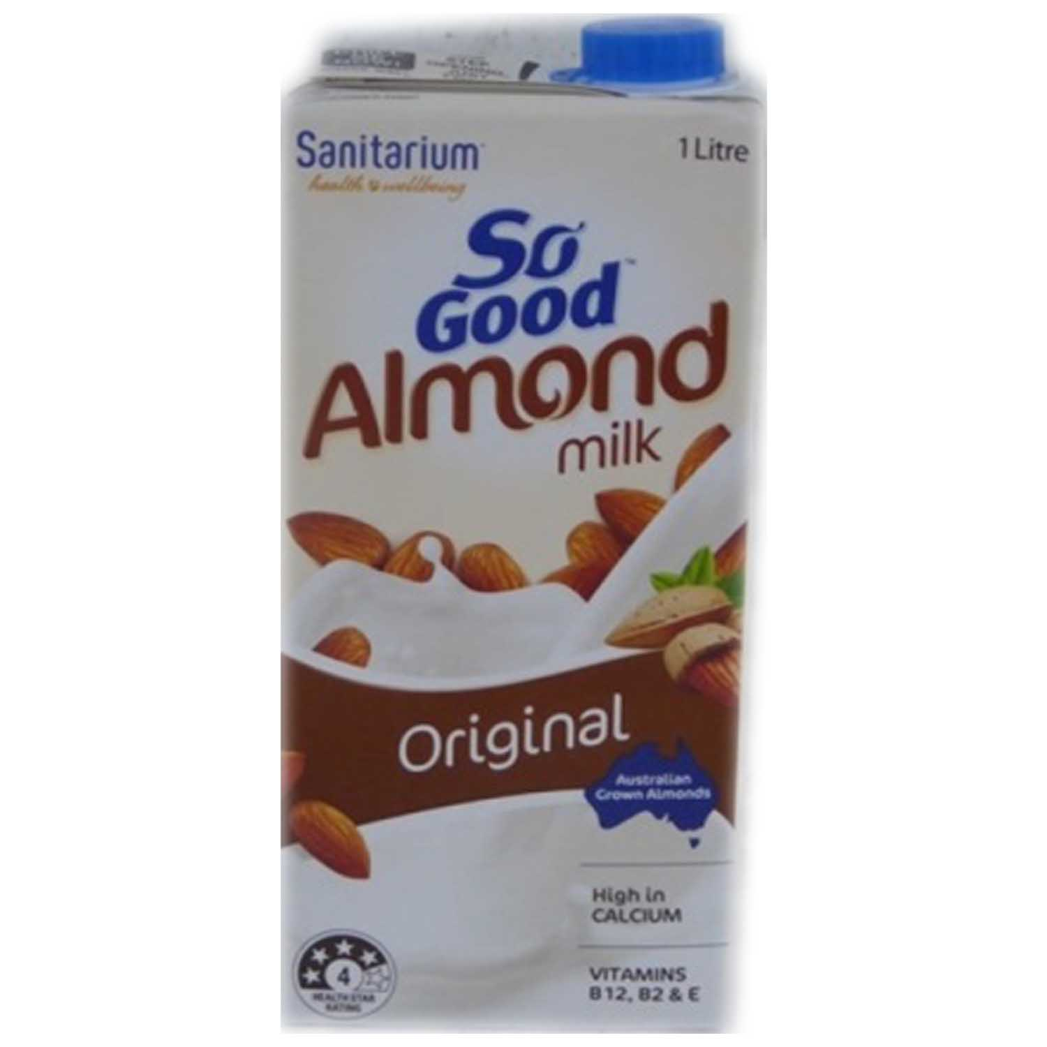So Good Almond Milk 1ltr