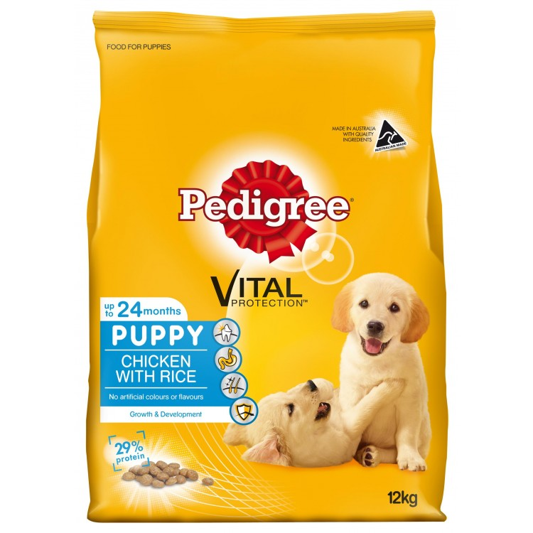 Pedigree Puppy 12kg