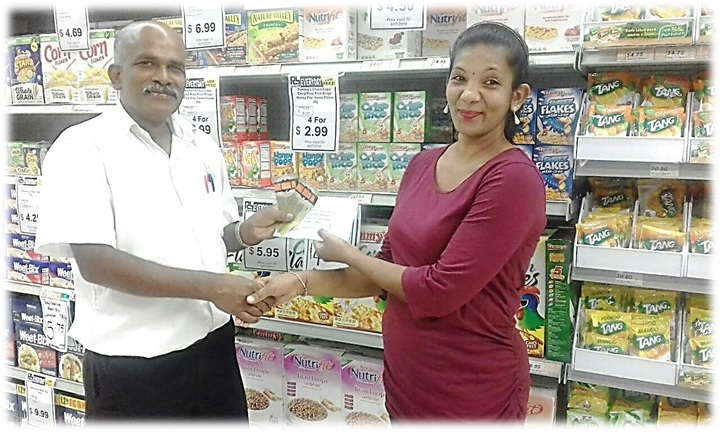 RB PATEL SOUTHPOINT: ROHINI WINS FREE MOVIE TICKETS