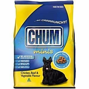 Chum Crunchy Chicken/Veg 20kg