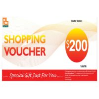 Shopping Voucher $200