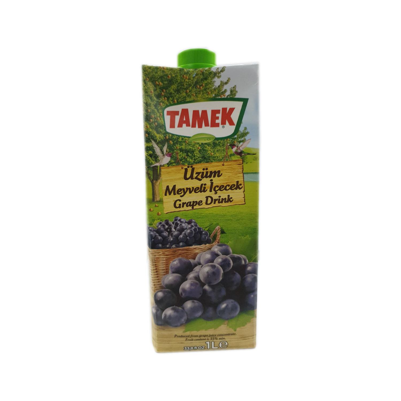 Tamek Grape Drink 1L