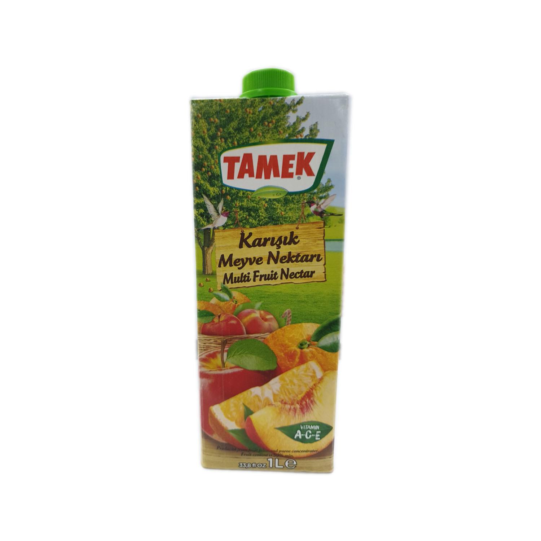 Tamek Multi -Fruit Drink 1L
