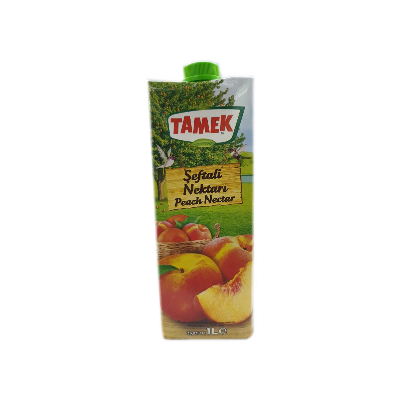 Tamek Peach Drink 1L