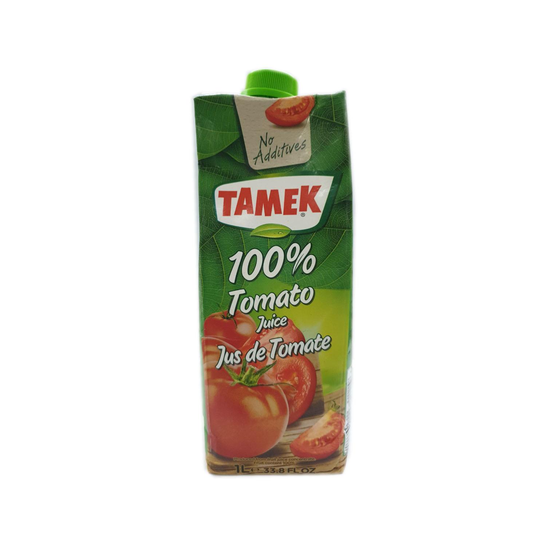 Tamek Tomato Juice 1L