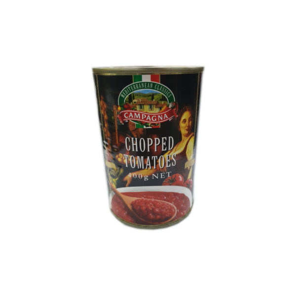 Campagna Chopped Tomatoes 400g