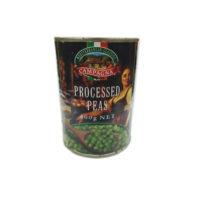 Campagna Green Peas 400g
