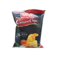 Rancrisp Cassava Chips - Hot & Spicy 100g