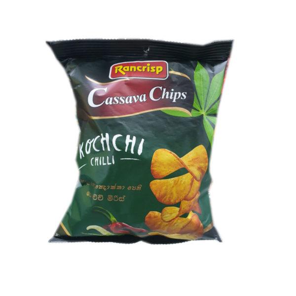 Rancrisp Cassava Chips - Kochchi 100g