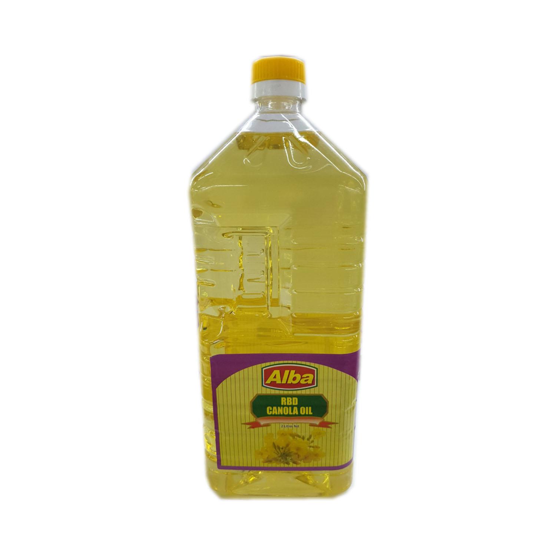 Alba Canola Oil 2L