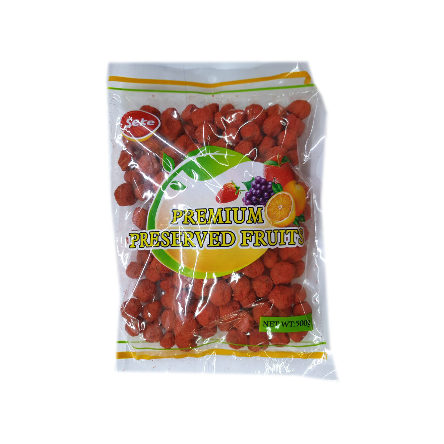 Dried Fruit - Red Prunes 500g
