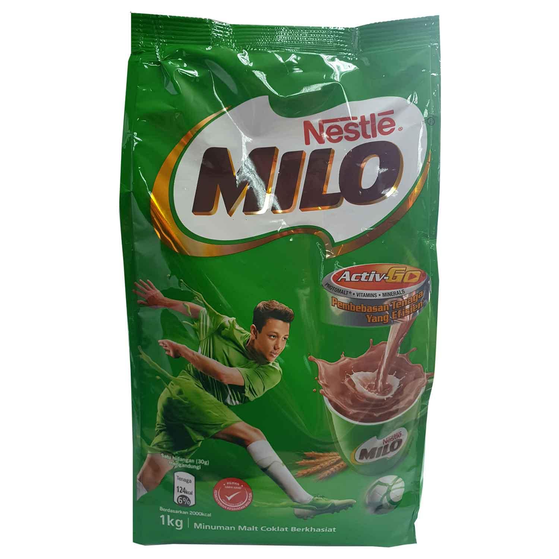 Nestle Milo Active - 1 kg Pouch