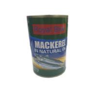 Royal Blue Mackerel in N/Oil 425g