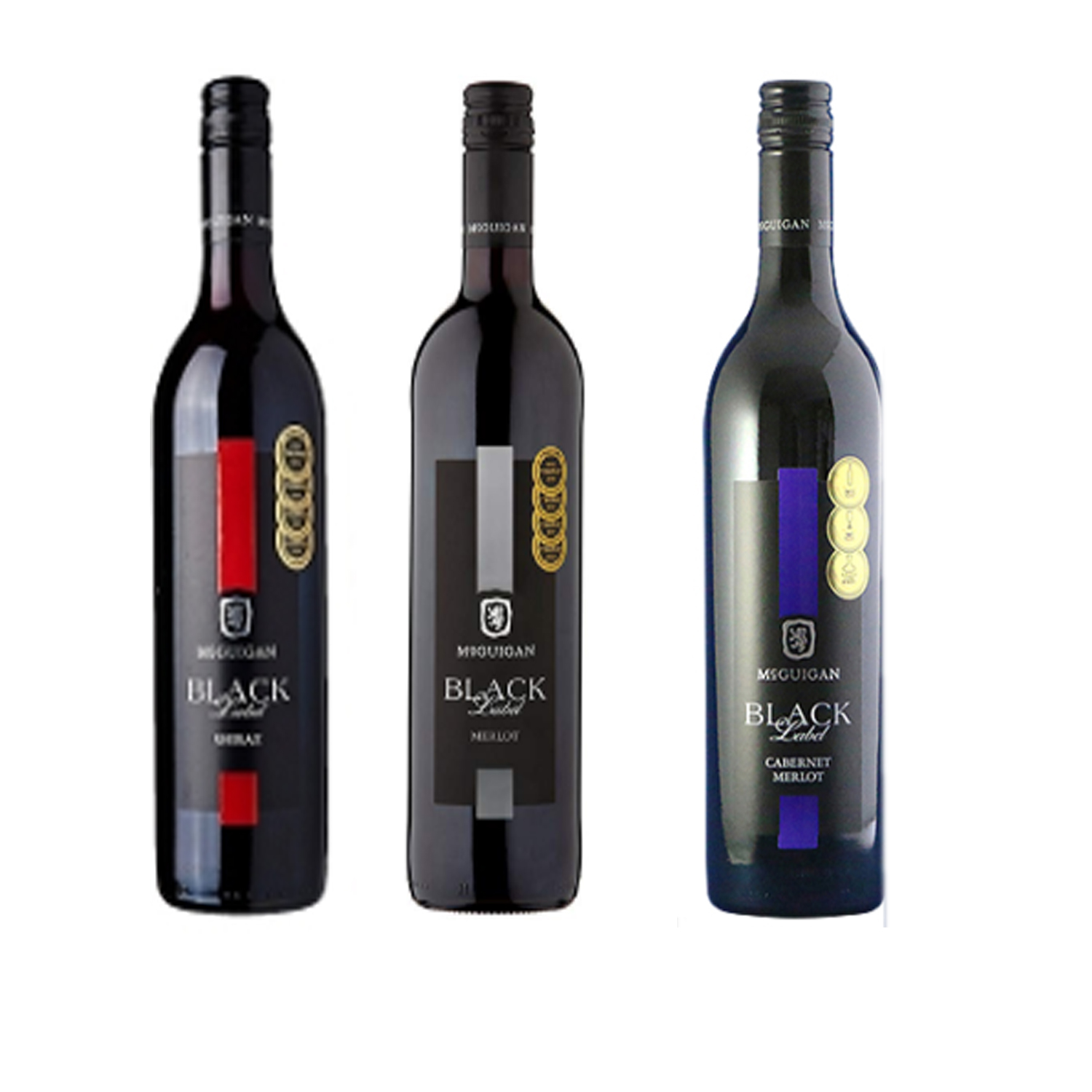 MCGUIGAN-WINE 750ml Asst