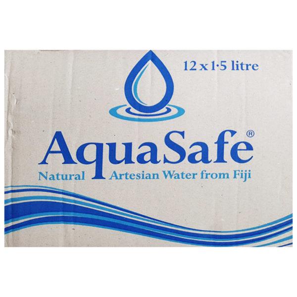 Aqua Safe Water 12 x 1.5 Ltr