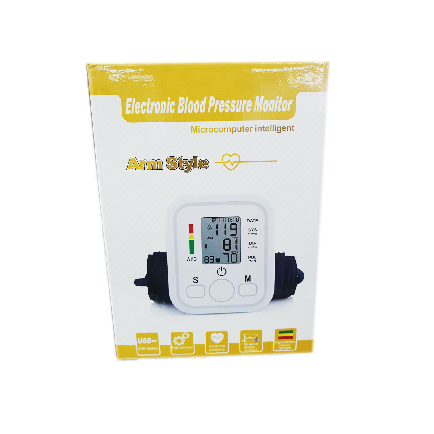 Blood Pressure Monitor #31911.1220.11