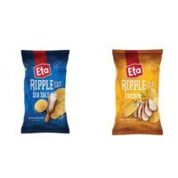 Eta Ripples Potato Chips 150g