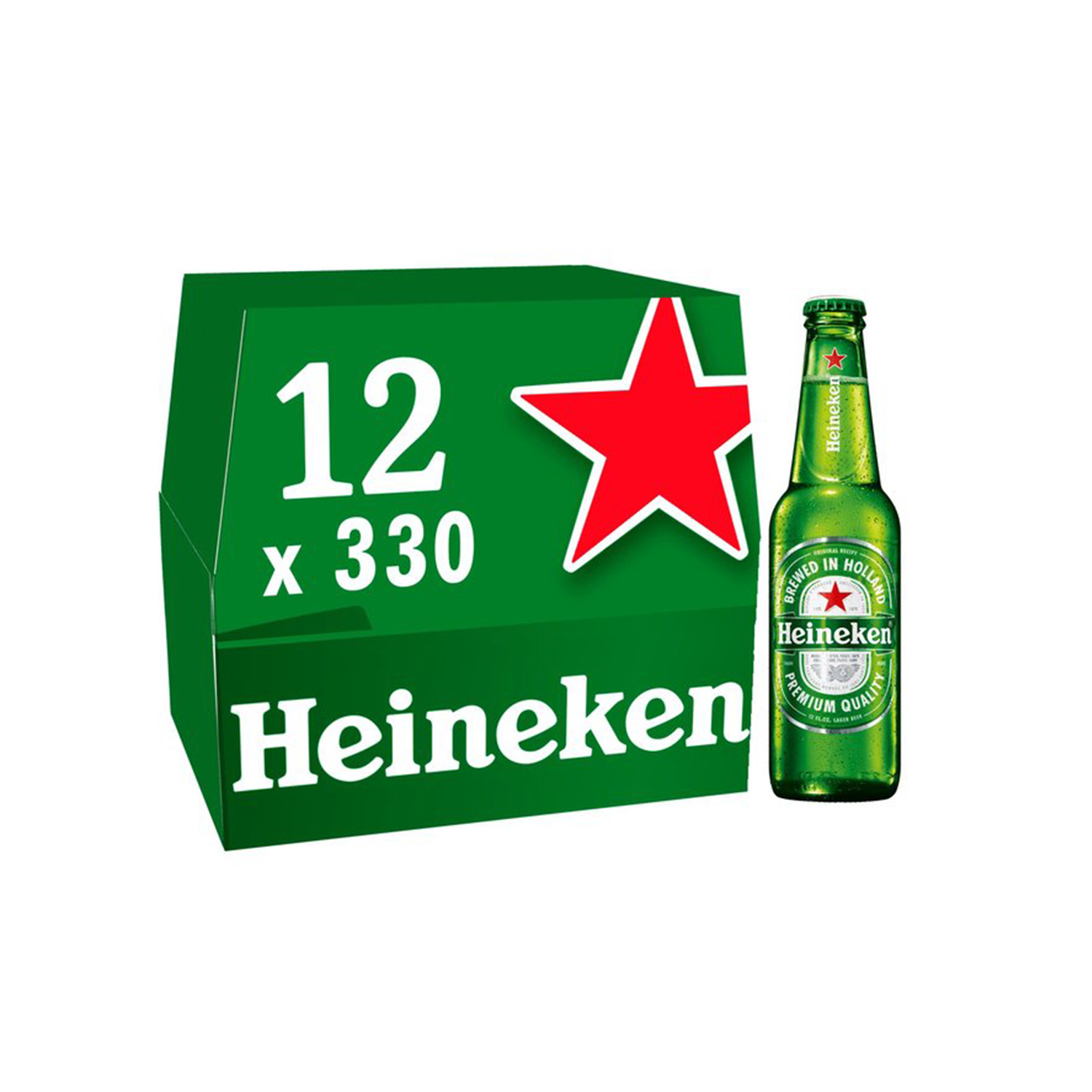 Heineken Beer RWC 12 x 330ml