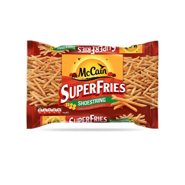 McCain Shoestring Fries 900g
