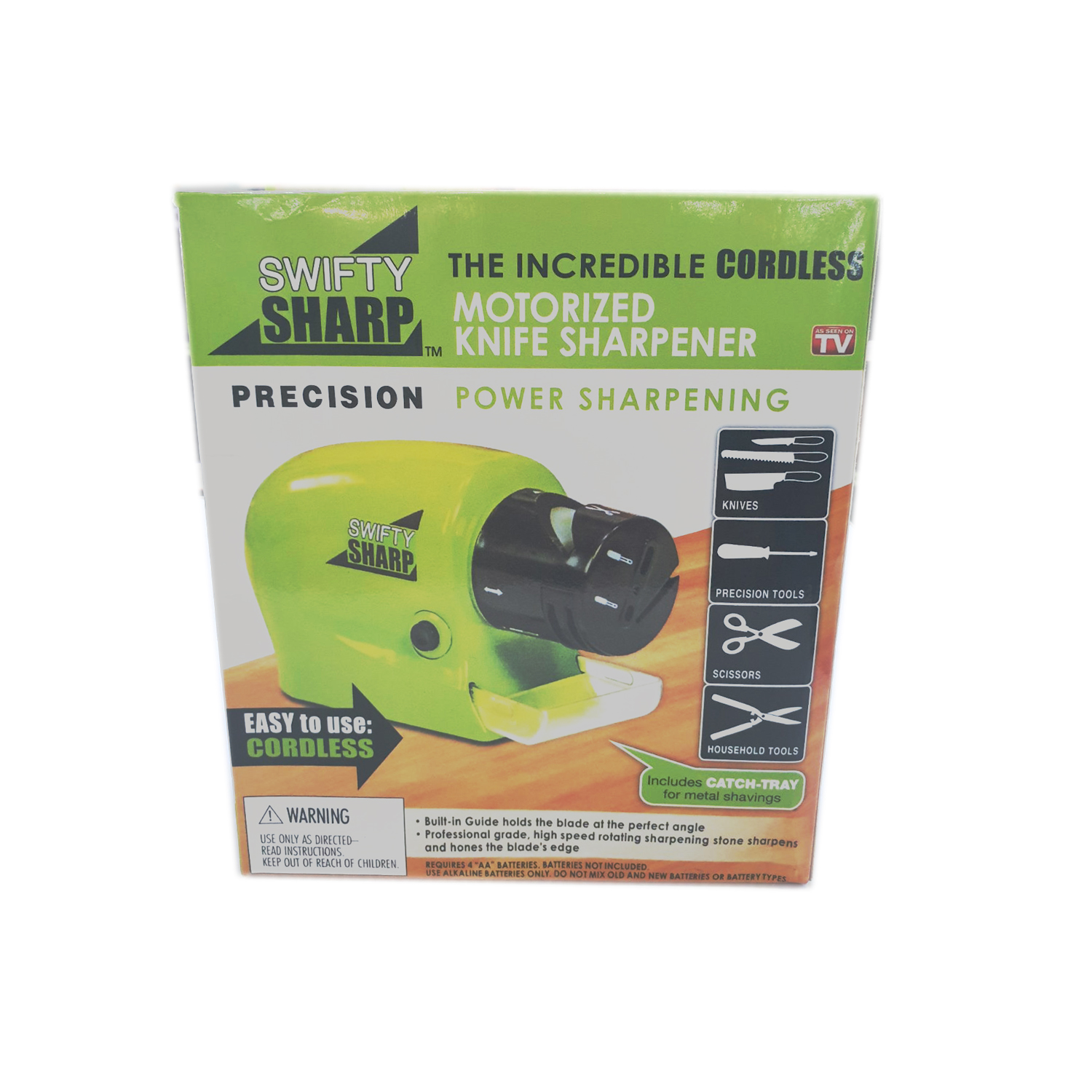 B/O Knife Sharpener #31801.0760.21