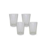 Glass Tumbler Taki Size #RCM (4 FOR)