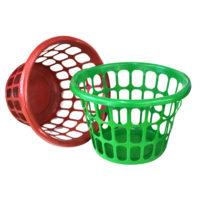 Plastic Laundry Basket #RCM