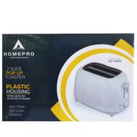 HomePro 2 Slice Toaster #31908.0050.11