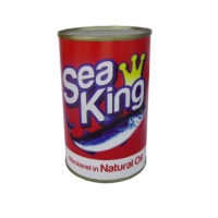 SeaKing Mackerel in N/Oil 425g