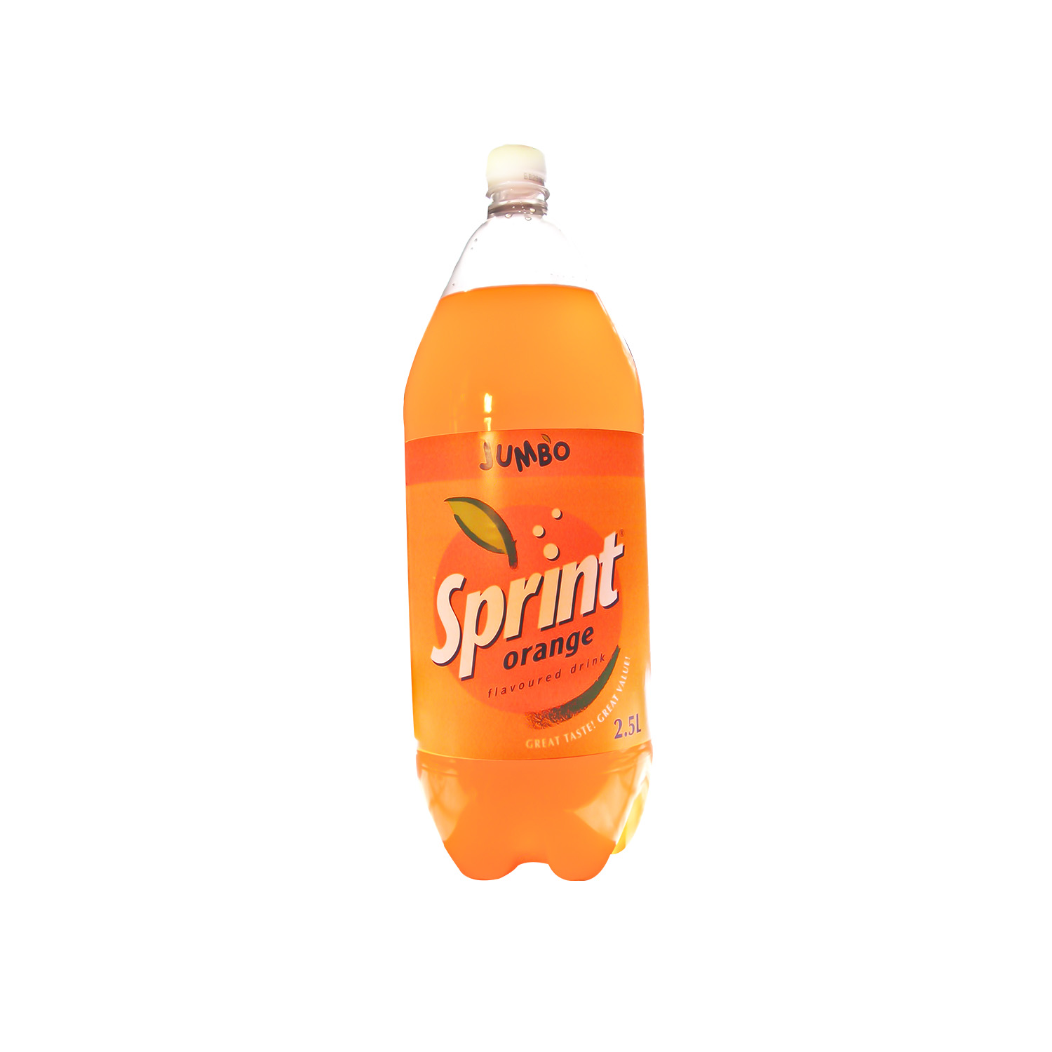 Sprint Jumbo Juice 2.5L - Orange