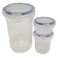3pcs Food Container #31807087016