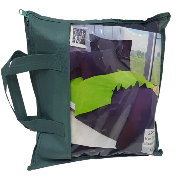 Cotton Bed Sheet 230cm x 250cm + 2 Pillowcase 48x74cm #41911016021