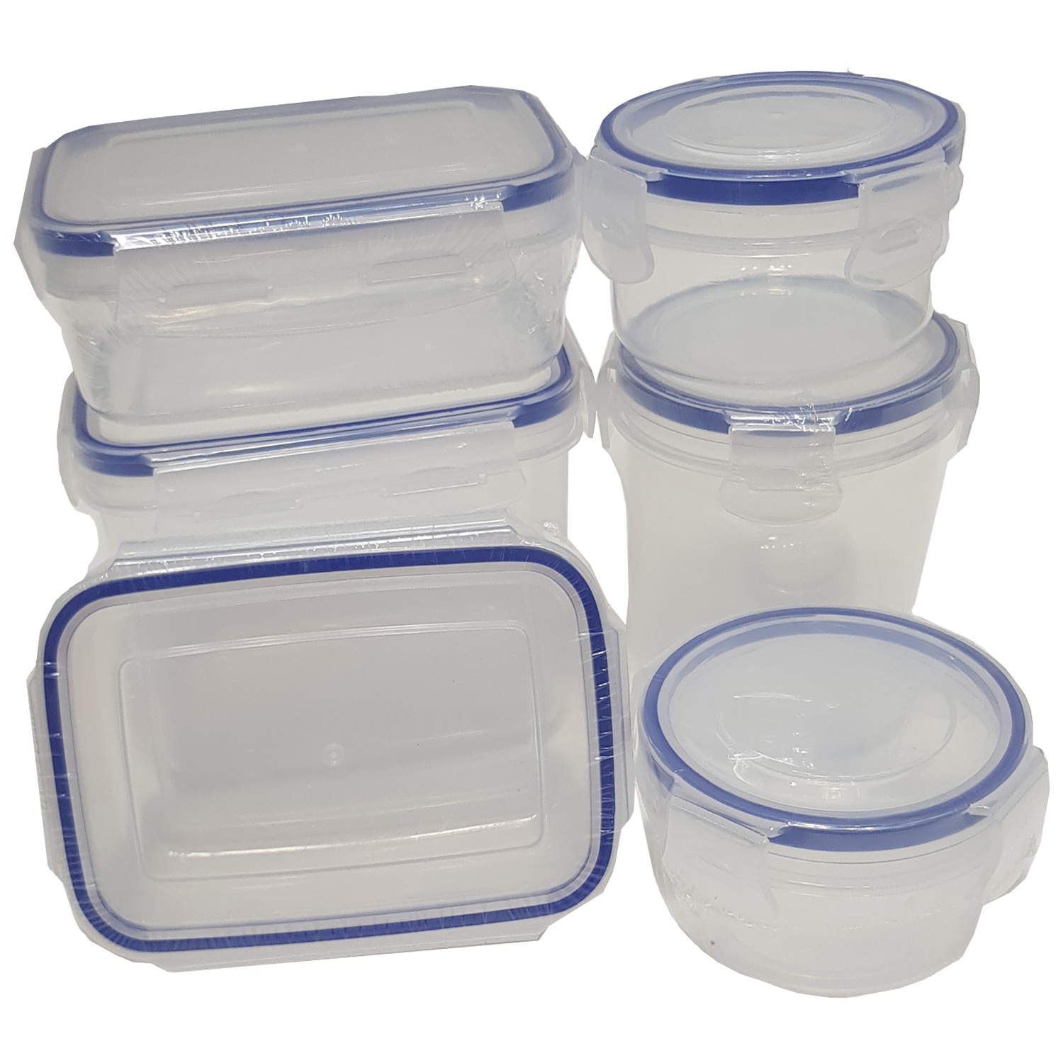 6pcs Food Container #31807089016