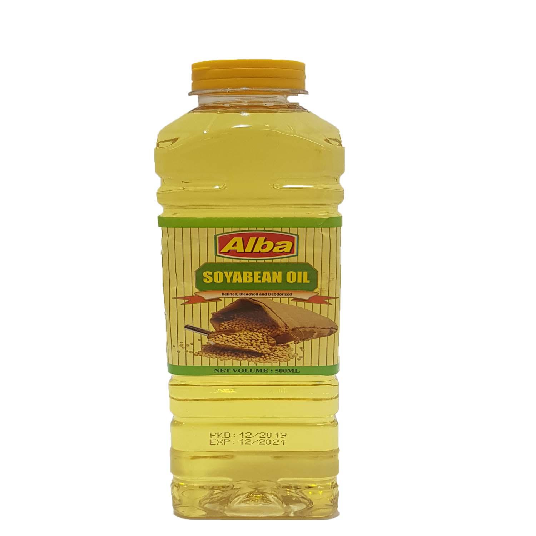 Alba Soyabean Oil 500ml