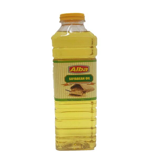 Alba Soyabean Oil 750ml