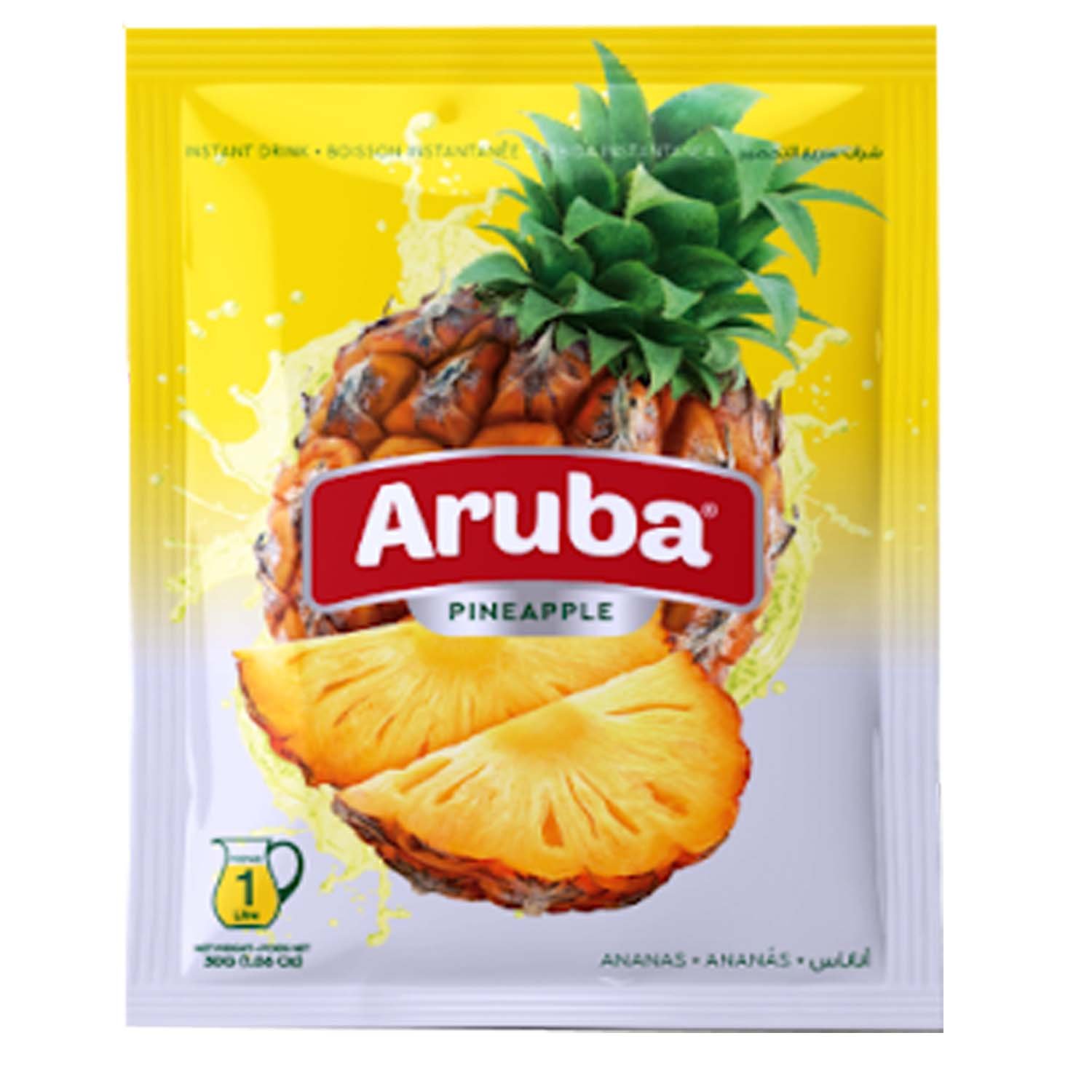 Aruba Concentrate Juice - Pineapple 30g