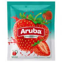 Aruba Concentrate Juice - Strawberry 30g