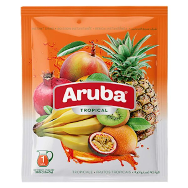 ruba Concentrate Juice - Tropical 30g