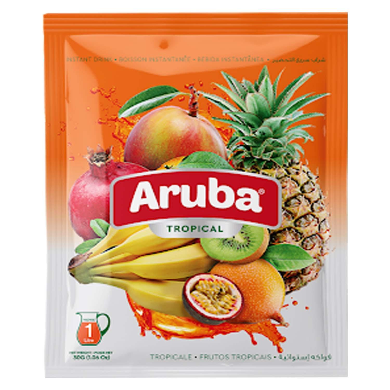 Aruba Concentrate Juice - Tropical30g