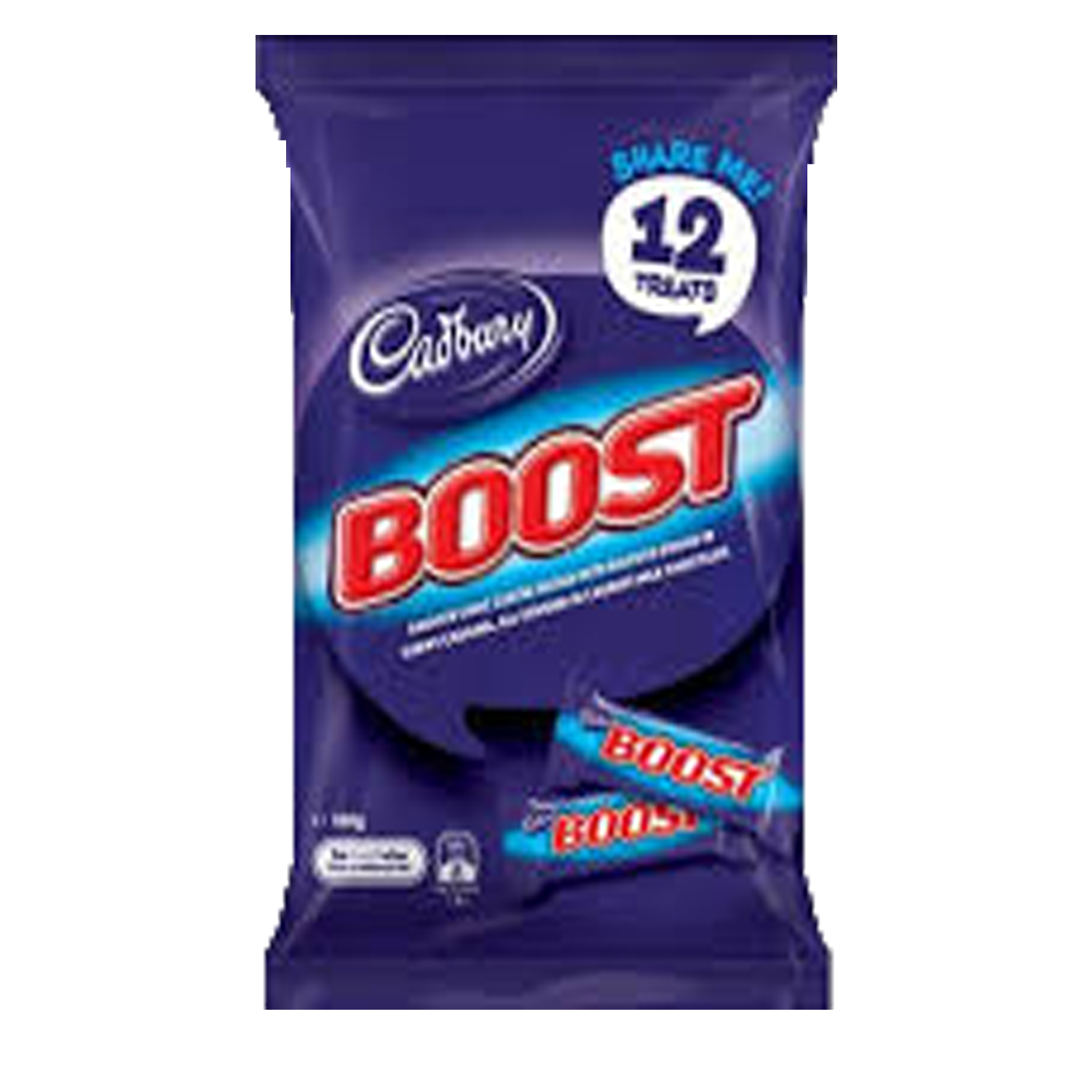Cadbury Boost Share Pack 180g