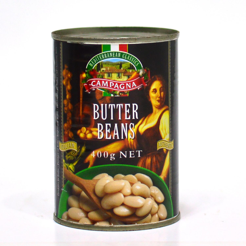 CAMPAGNA Butter Beans  400g