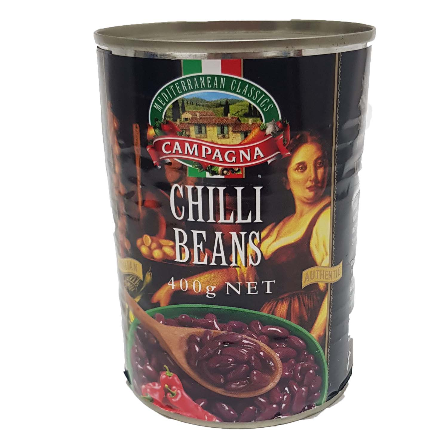 CAMPAGNA Red Chilli Beans400g